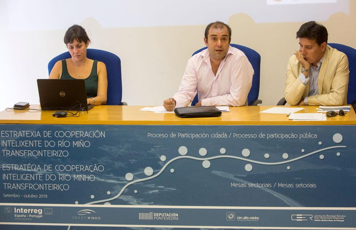 Coplant colabora con la AECT Río Miño para desarrollar el potencial económico del territorio