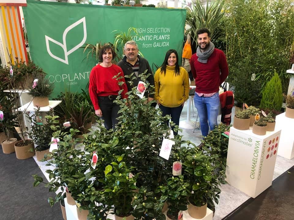Coplant Galicia refuerza sus relaciones internacionales en IPM 2019
