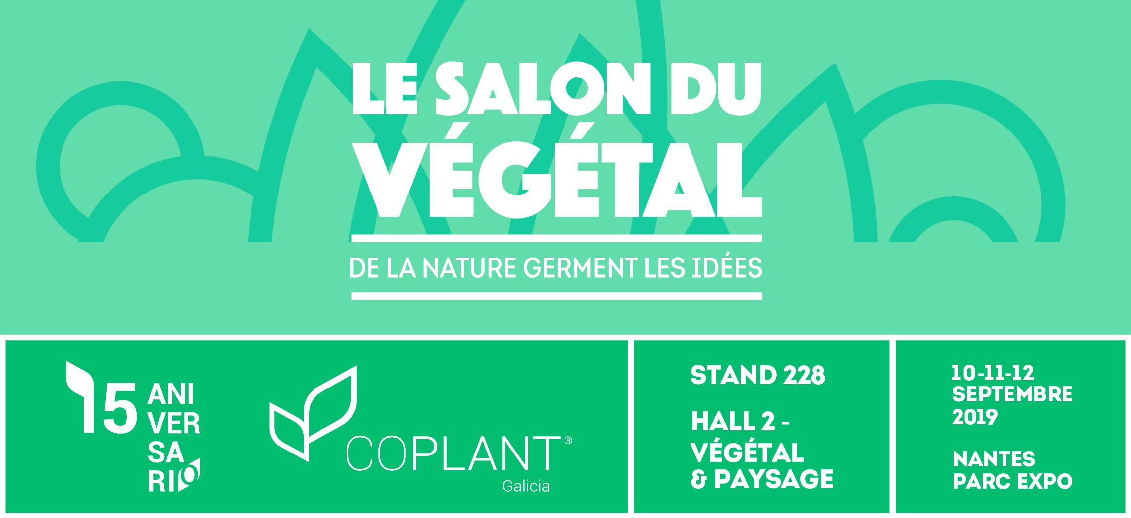 Salón du Végétal y Coplant, 15 años creciendo juntos en el mercado francés