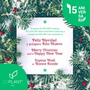 Os deseamos Feliz Navidad y Próspero Año Nuevo!