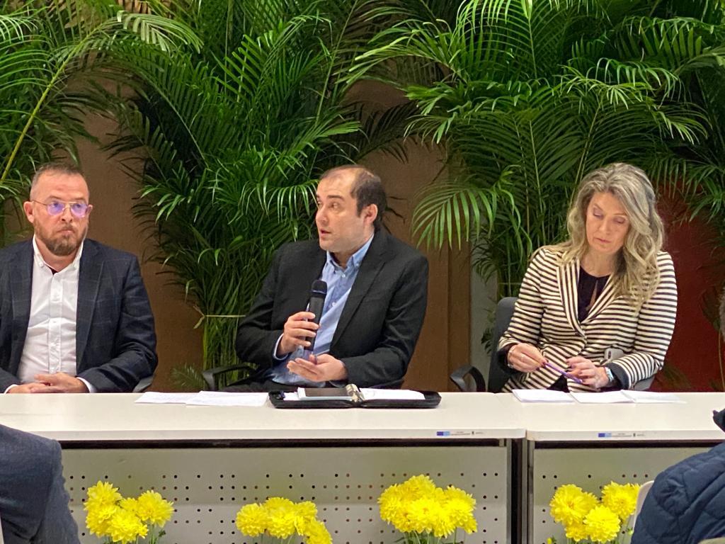 El director gerente de Coplant, Emilio Estévez, analiza la situación del sector verde en España en I Congreso de la Flor y Planta de Vivero