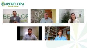 Coplant analiza el mercado de la horticultura tras la pandemia en Iberflora 2020